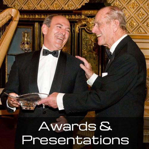 Awards & Presentations