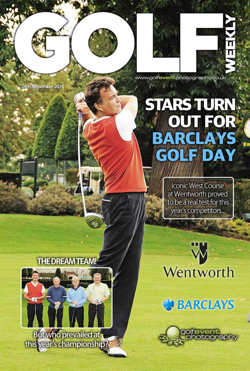 charity corporate golf photographer