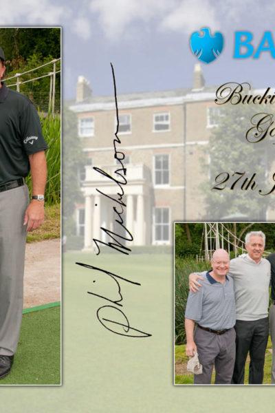 charity golf day photos
