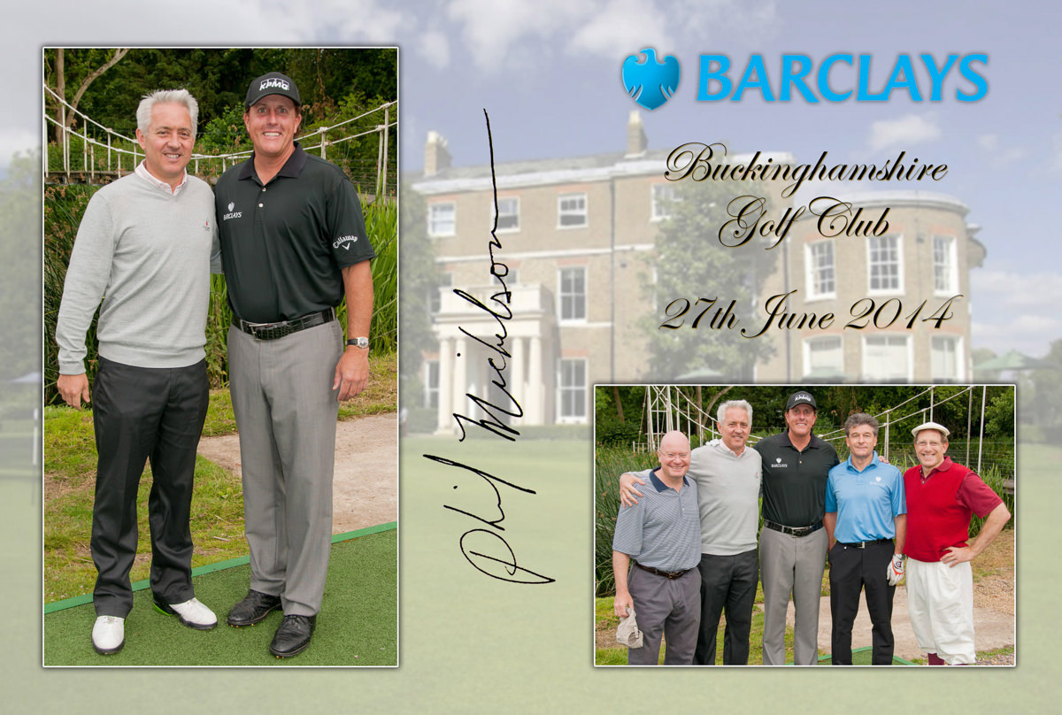 charity golf day photos