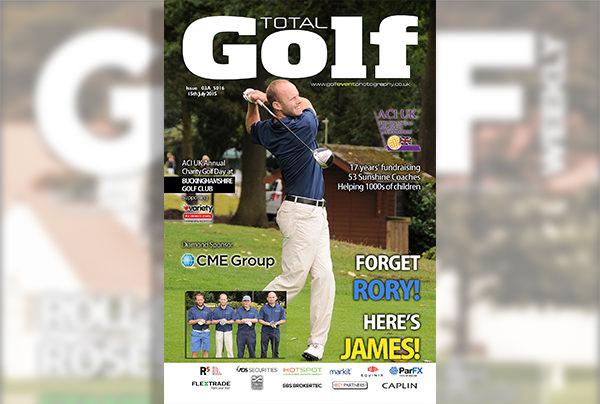 golf photographer uk